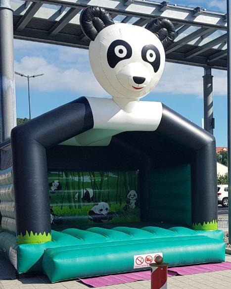 Karin Boy Hüpfburg Panda
