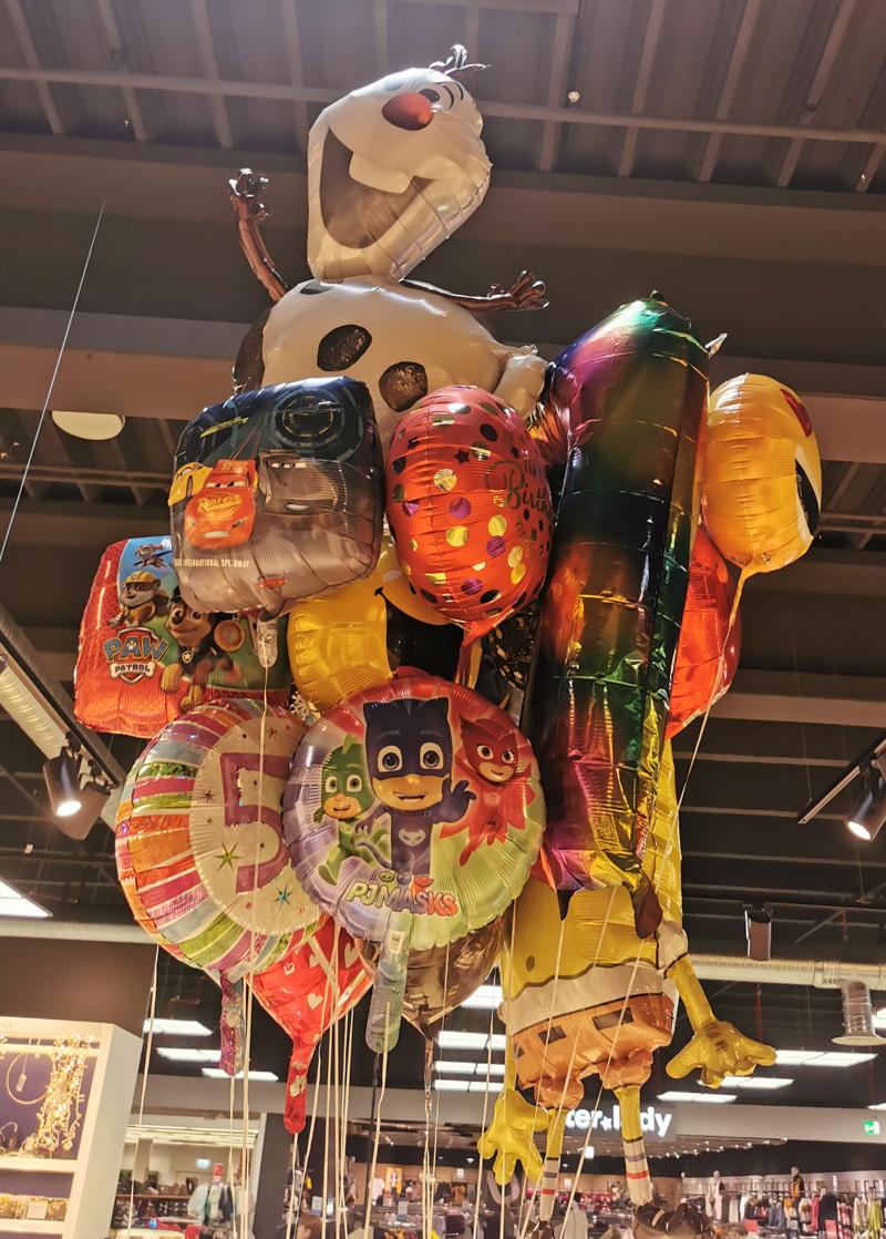 Karin Boy Folienballons